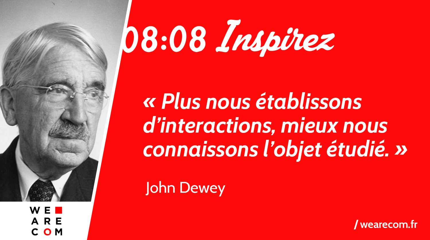 Citation_John_Dewey_WeAreCOM_communication