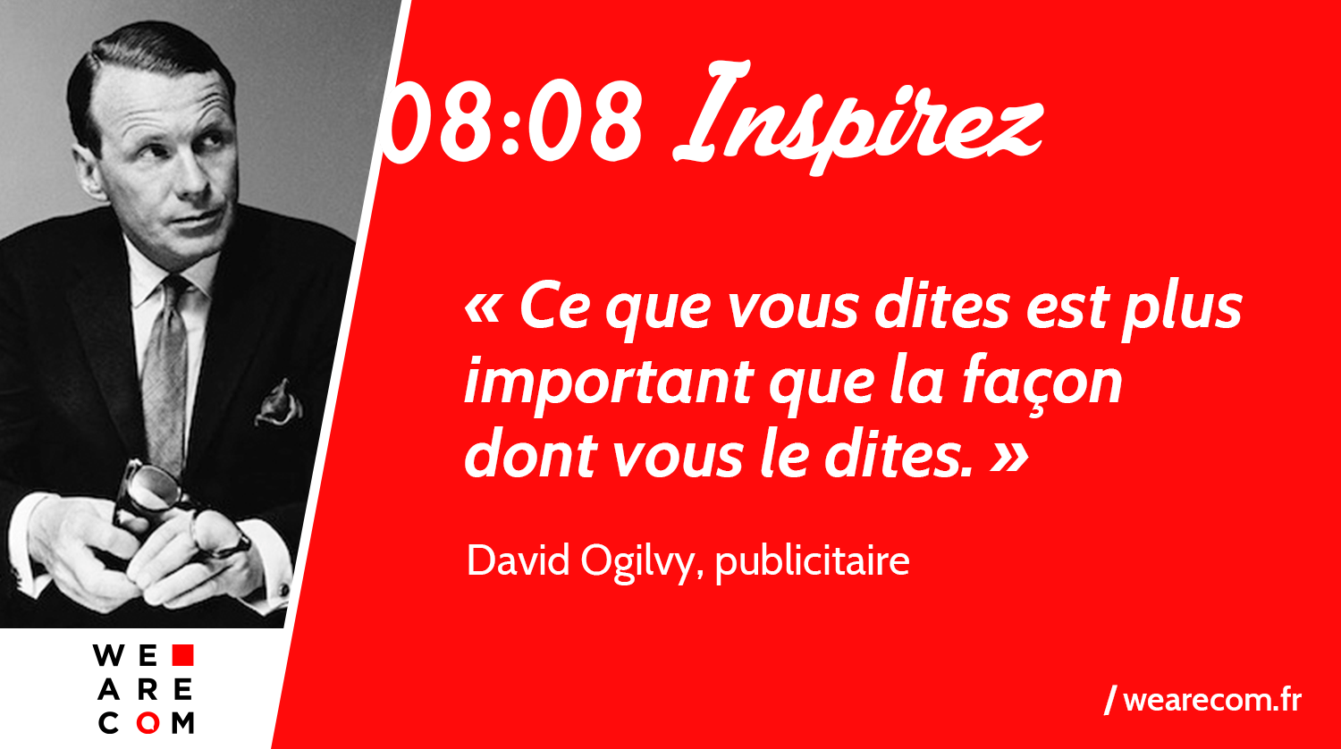 David_Ogilvy_communication_citation_WeAreCOM