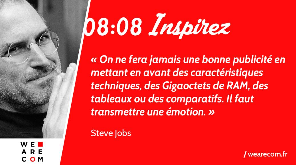 Steve_Jobs_publicité_emotion_wearecom_citation_communication