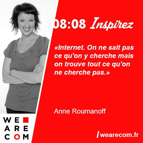 citation anne roumanoff communication
