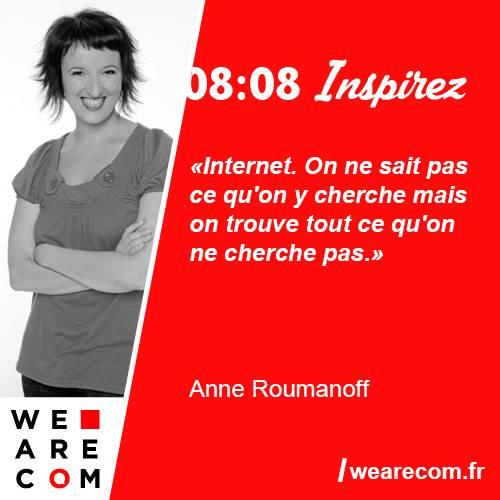 citation anne roumanoff communication