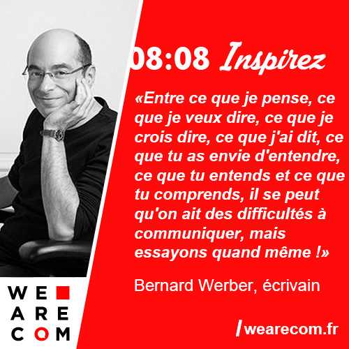 citation bernard werber communication