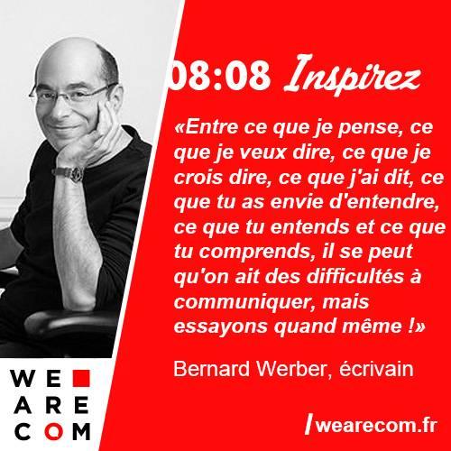 citation bernard werber communication