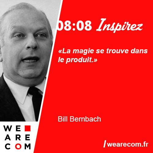 citation bill bernbach communication