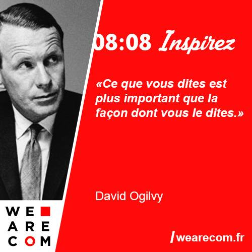 citation david ogilvy communication