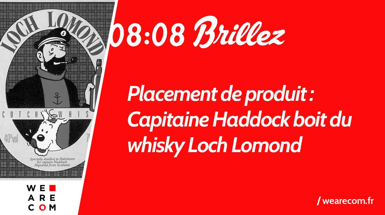 Capitaine_Haddock_Whisky_Loch_Lomond_Marque_Savoir_Communication