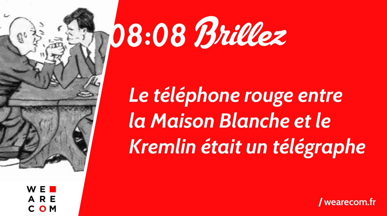 Téléphone_Rouge_USA_URSS_Télégraphe_Communication_WeAreCOM
