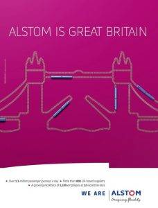 Alstom 2016 - We Are Alstom - LondresAlstom 2016 - We Are Alstom - Londres