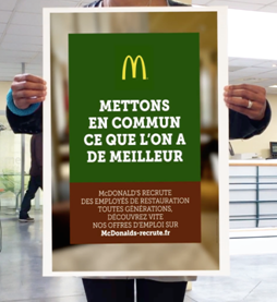 McDonald's Recrutement