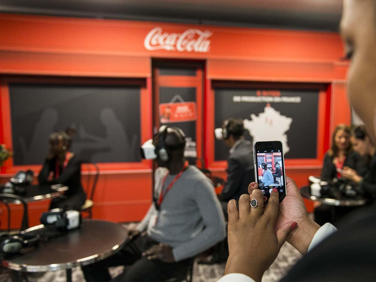 Emmanuelle de Kerleau coca cola france communication