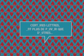 Avec #MissingType, l'EFS mobilise les marques pour le don du sang