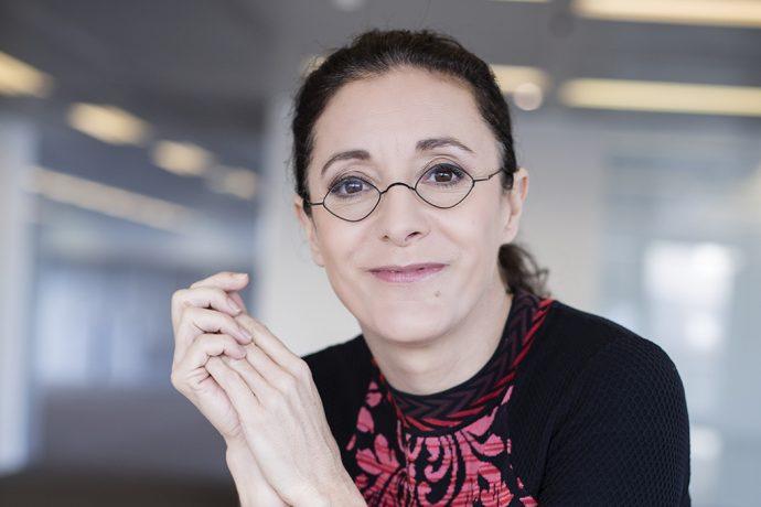 Leatitia Olivier Directrice Communication FDJ
