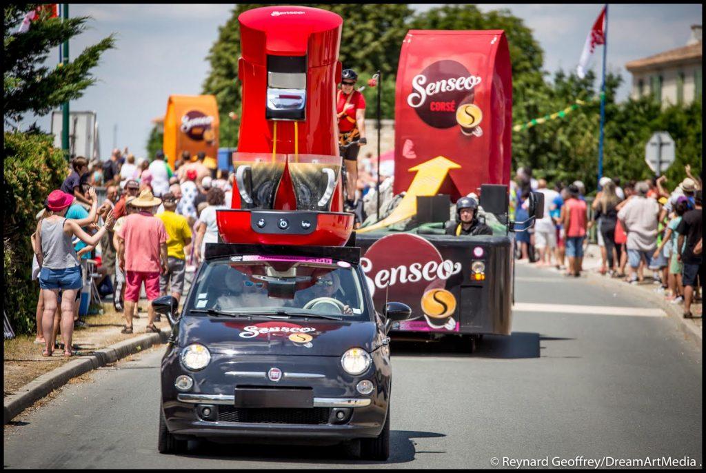 «Participer au Tour de France, c'est partager un moment de vie»